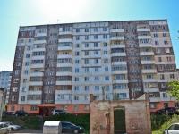 Perm, Yursha st, house 5А. Apartment house