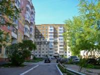 彼尔姆市, Yursha st, 房屋 9. 公寓楼