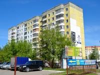 Пермь, улица Юрша, дом 21. многоквартирный дом