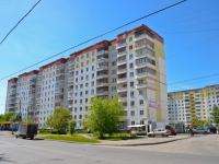 Пермь, улица Юрша, дом 23. многоквартирный дом