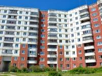 Perm, Yursha st, house 56. Apartment house