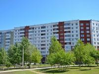Пермь, улица Юрша, дом 60. многоквартирный дом
