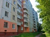 Perm, Yursha st, house 64. Apartment house