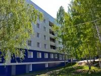 Perm, hostel НИУ ВШЭ, Yursha st, house 66