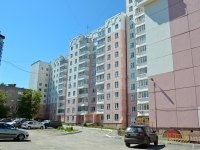 Perm, Yursha st, house 74. Apartment house
