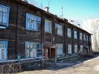 Пермь, Челюскинцев ул, дом 10
