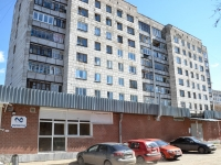 Perm, Chelyuskintsev st, house 13. Apartment house