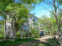 Perm, Dobrolyubov st, house 16. Apartment house