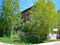 Perm, Dobrolyubov st, house 22. Apartment house