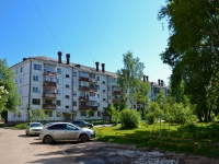 Perm, Pushkarskaya st, house 63. Apartment house