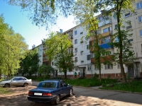 Perm, Pushkarskaya st, house 69. Apartment house