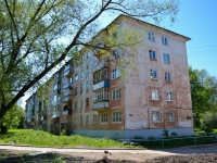 彼尔姆市, Pushkarskaya st, 房屋 73. 公寓楼