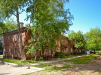 Perm, Pushkarskaya st, house 128. Apartment house