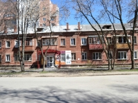 Perm, Pushkarskaya st, house 130. Apartment house