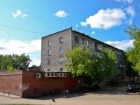 Пермь, улица Академика Вавилова, дом 4. многоквартирный дом