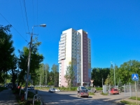 Perm, Malkov st, house 21. Apartment house