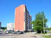 Пермь, улица Малкова, дом 26. многоквартирный дом