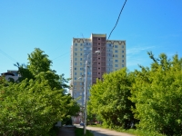 Perm, Malkov st, house 28. Apartment house