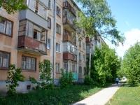 Пермь, улица Аркадия Гайдара, дом 4. многоквартирный дом