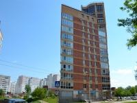 Пермь, улица Аркадия Гайдара, дом 5. жилой дом с магазином