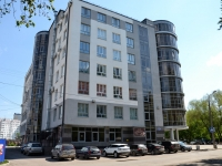 Пермь, улица Аркадия Гайдара, дом 8Б. многофункциональное здание