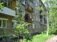 Пермь, улица Аркадия Гайдара, дом 12. многоквартирный дом
