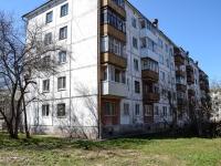 Пермь, улица Аркадия Гайдара, дом 9. многоквартирный дом