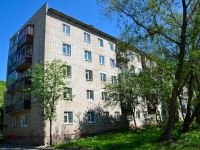 Пермь, улица Звонарёва, дом 39А. многоквартирный дом