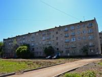 Пермь, улица Звонарёва, дом 43А. многоквартирный дом
