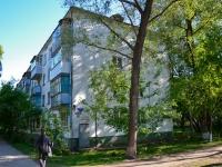 Пермь, улица Студенческая, дом 1. многоквартирный дом