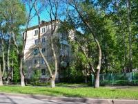 Пермь, улица Студенческая, дом 5. многоквартирный дом