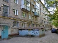 Пермь, улица Студенческая, дом 19. многоквартирный дом