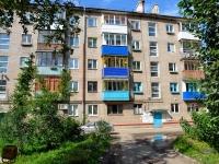 Пермь, улица Студенческая, дом 25. многоквартирный дом
