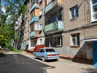 Perm, Studencheskaya st, house 22. Apartment house