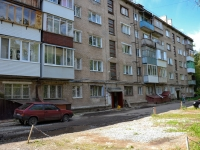 Perm, Studencheskaya st, house 26. Apartment house