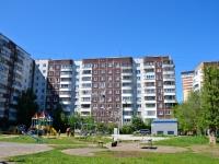 Пермь, улица Пономарёва, дом 14. многоквартирный дом