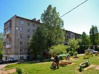 Пермь, улица Пономарёва, дом 65. многоквартирный дом