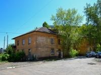 Perm, Ponomarev st, house 77. Apartment house