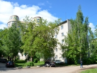 Perm, Rabochaya st, house 3Б. Apartment house