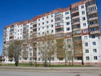 Пермь, улица Восстания, дом 11. многоквартирный дом