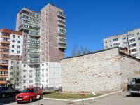 Пермь, улица Восстания, дом 11А. многоквартирный дом