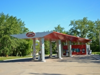Perm, fuel filling station АЗС Нефтехимпром, Lokomotivnaya st, house 3А
