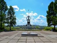 Пермь, улица Огородникова. памятник Революции 1905 года