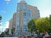 Пермь, улица Швецова, дом 60. многоквартирный дом