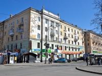 Пермь, улица Красноармейская 1-я, дом 58. многоквартирный дом