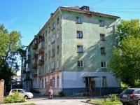 Пермь, улица Красноармейская 1-я, дом 44А. многоквартирный дом