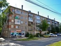 Пермь, улица Красноармейская 1-я, дом 48. многоквартирный дом
