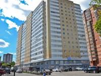 Пермь, улица Красноармейская 1-я, дом 3. многоквартирный дом