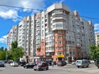Пермь, улица Красноармейская 1-я, дом 31. многоквартирный дом