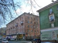 Пермь, улица Полины Осипенко, дом 55. многоквартирный дом